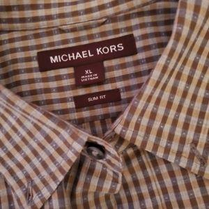 Michael Kors button up size Xlarge
